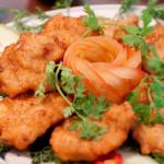 Chả mực Hạ Long, món ăn đặc sản của vùng biển Quảng Ninh.