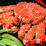 Cua hoàng đế – hải sản cao cấp bậc nhất