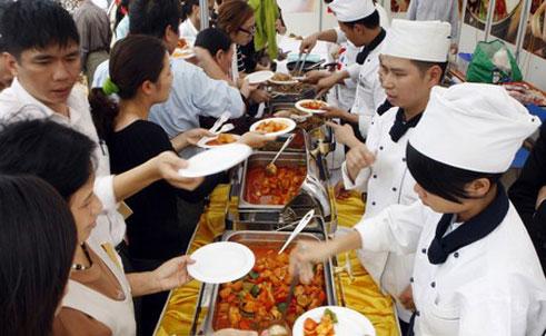 Lễ hội ẩm thực Việt Hàn