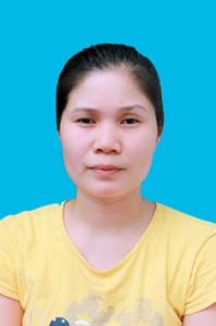 Chị Đặng Thị Hà.