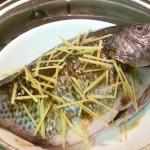 Cá hấp gừng vị cay thơm vừa nhanh vừa dễ làm