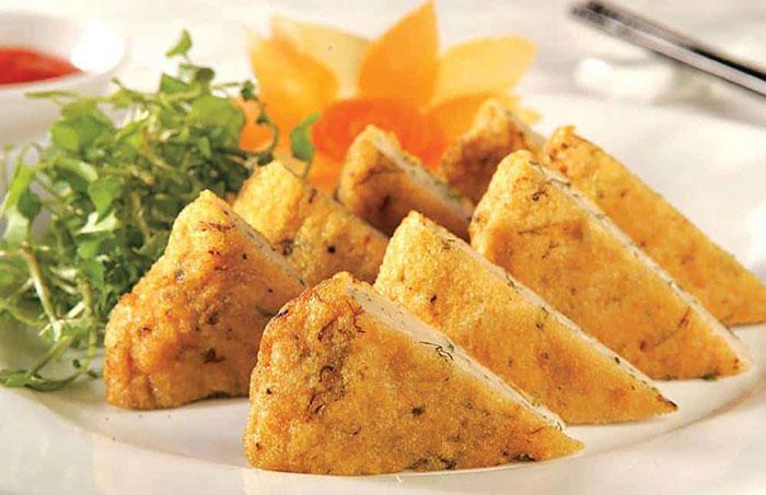 Chả cá thu Hạ Long có thể chế biến được nhiều món ăn ngon
