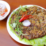 Chả rươi – món ăn gây thương nhớ của xứ Đông