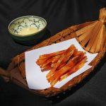 Cá bò khô nướng chuẩn vị thơm ngon