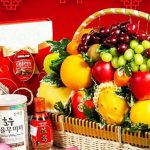 Cách Làm Giỏ Hoa Quả Ngày Tết biếu tặng Lịch sự – Chất lượng