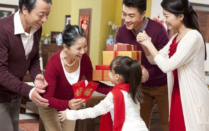 Gửi gắm tính cảm quan câu chúc cho những người thân yêu trong gia đình