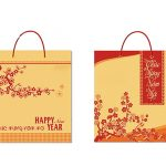 Túi đựng quà Tết giúp món quà trở nên sang trọng, lịch sự hơn